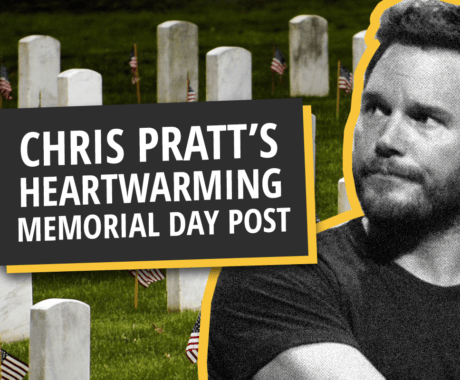 """Chris Pratt Has A Message For Those Who """"Bitch And Moan"""" About America-image"""