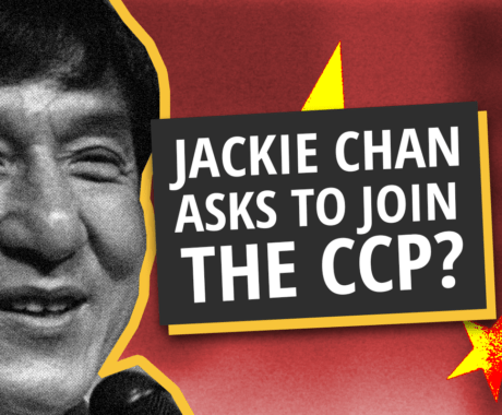 Jackie Chan wants To Be A Chinese Communist Party Member-image